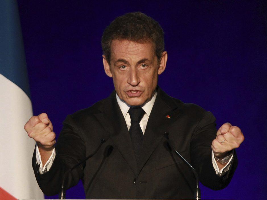 法国前总统萨尔科齐贪污罪成 判监3年缓刑两年