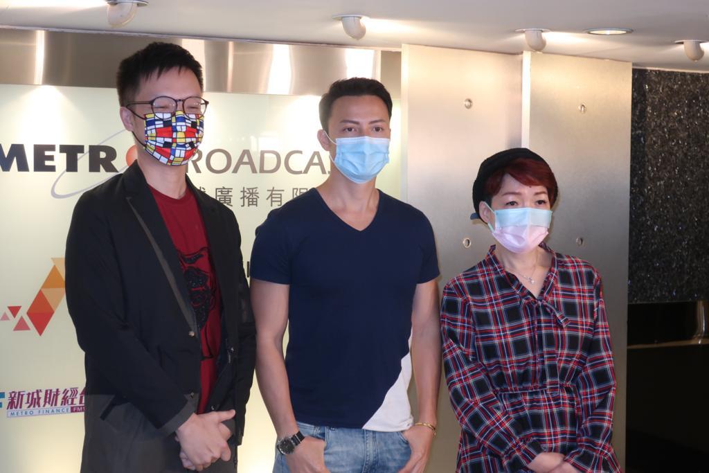 签约邵氏转型做演员    Ronny@Mr.呻健身室停业白交几个月租