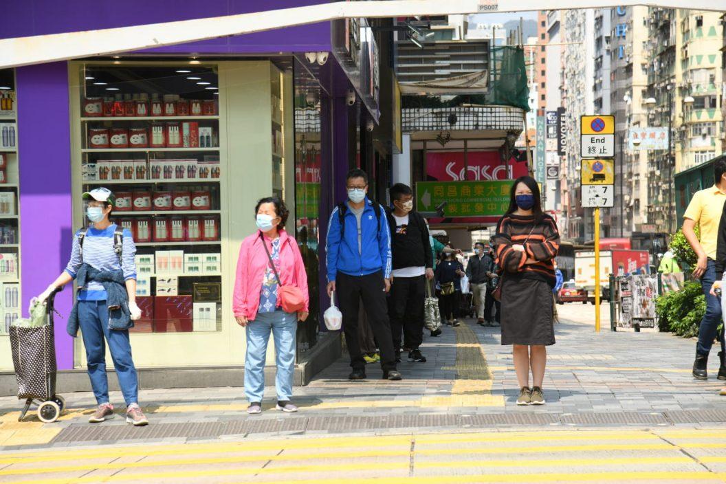 增13宗确诊4宗源头不明 包括科大宿舍职员曾接触上海患者