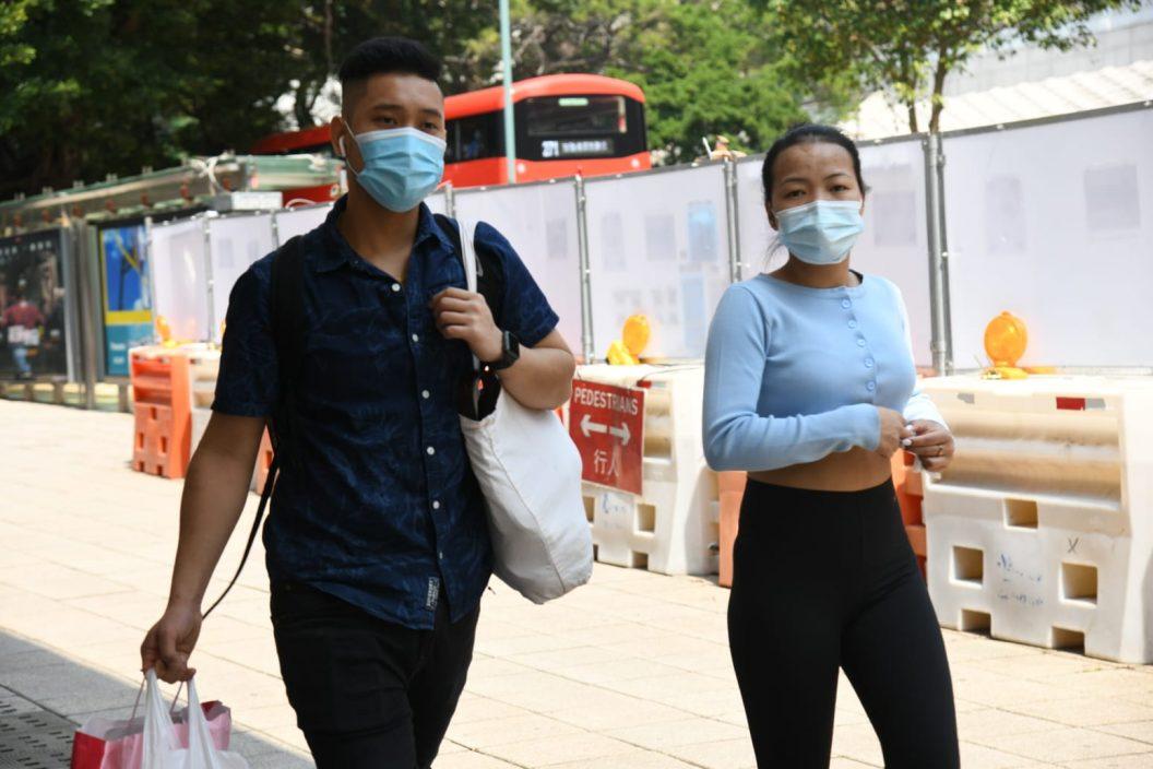 增13宗確診4宗源頭不明 包括科大宿舍職員曾接觸上海患者