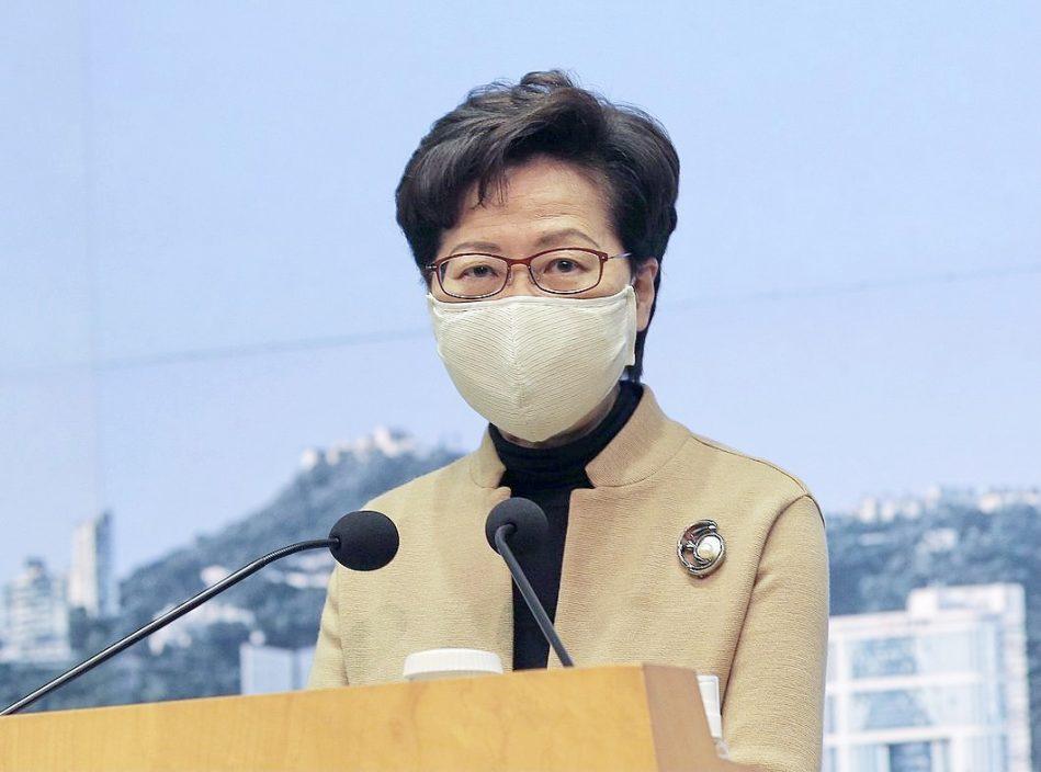 林郑月娥:按修改后基本法附件条文制定选举法例 交立会审议