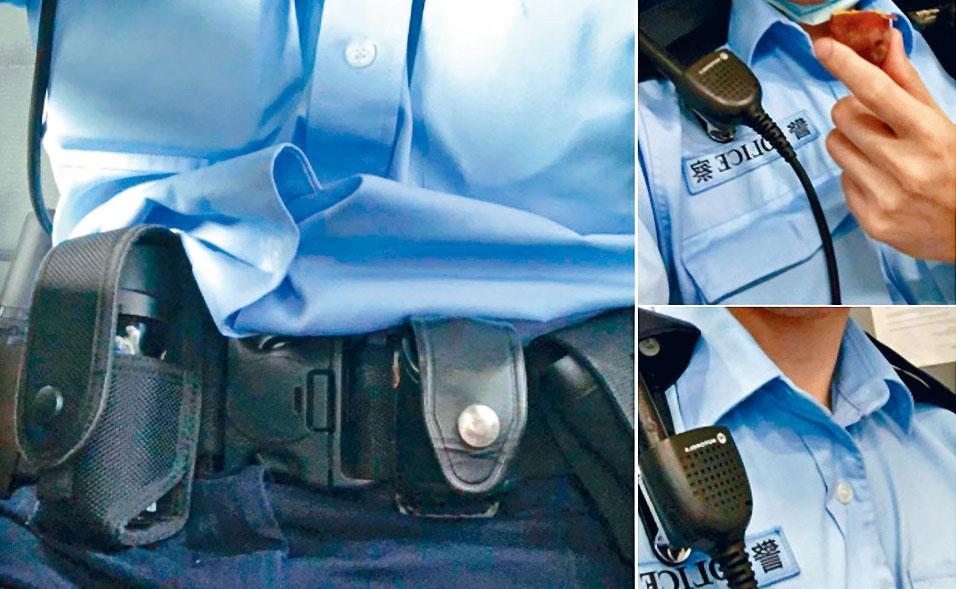 网上发布穿警服淫照 迷恋警队中年汉判囚8个月