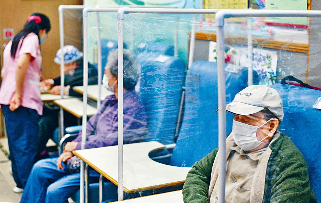 社署邀院舍参与次轮接种疫苗 4000元资助购买雪柜