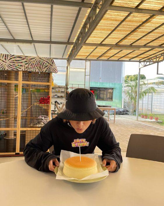 囡囡陈康堤炮制爱心早餐   徐濠萦47岁生日狂叹美食打晒卡