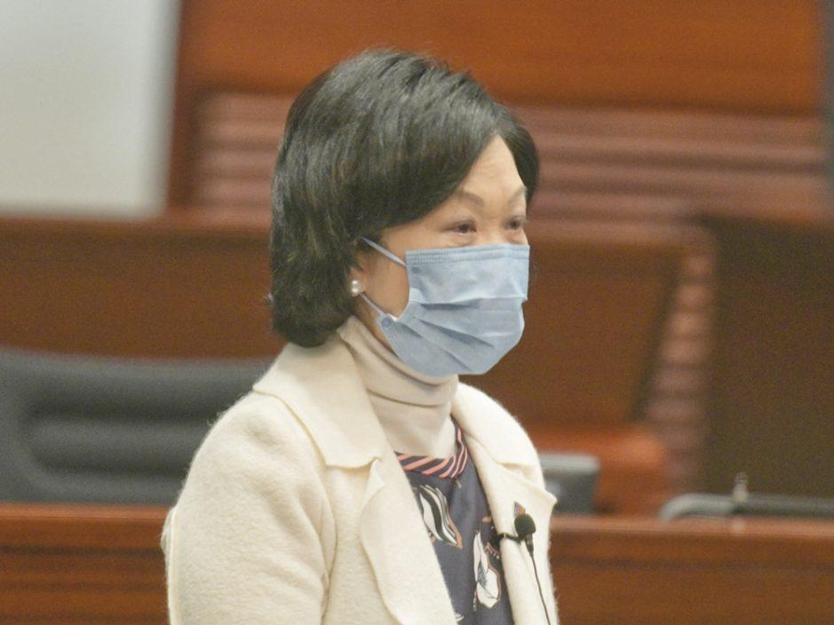 叶刘淑仪:直选议席减少令政府较难掌握民意