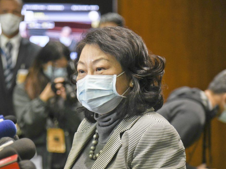郑若骅:香港国际法律枢纽地位不可取替