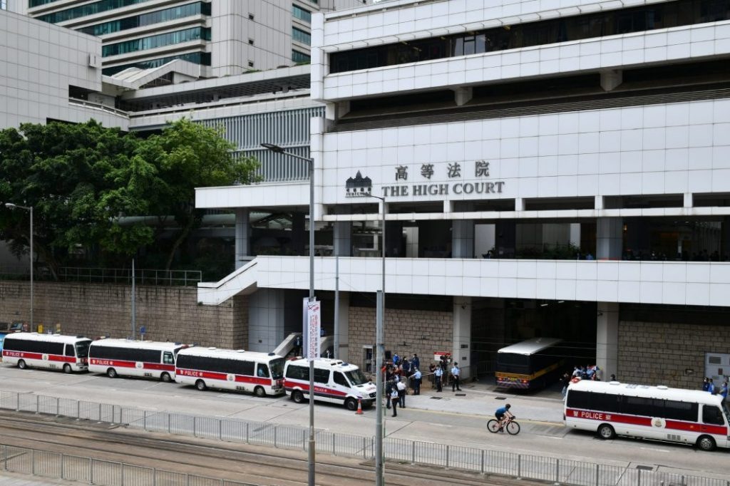 【大拘捕】高院今处理第2组共5人保释复核