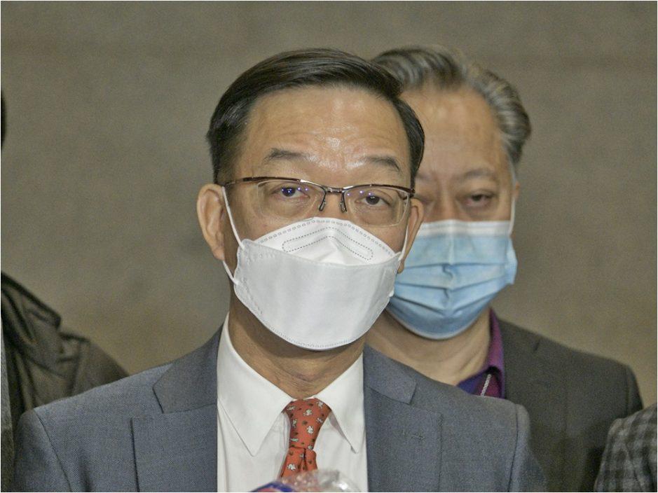 【完善选举制度】刘业强:关注选委会组成未提及乡议局