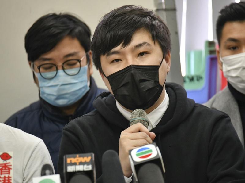 被指控区选舞弊 李轩朗代表申宽免条例限制辩称因事忙而大意