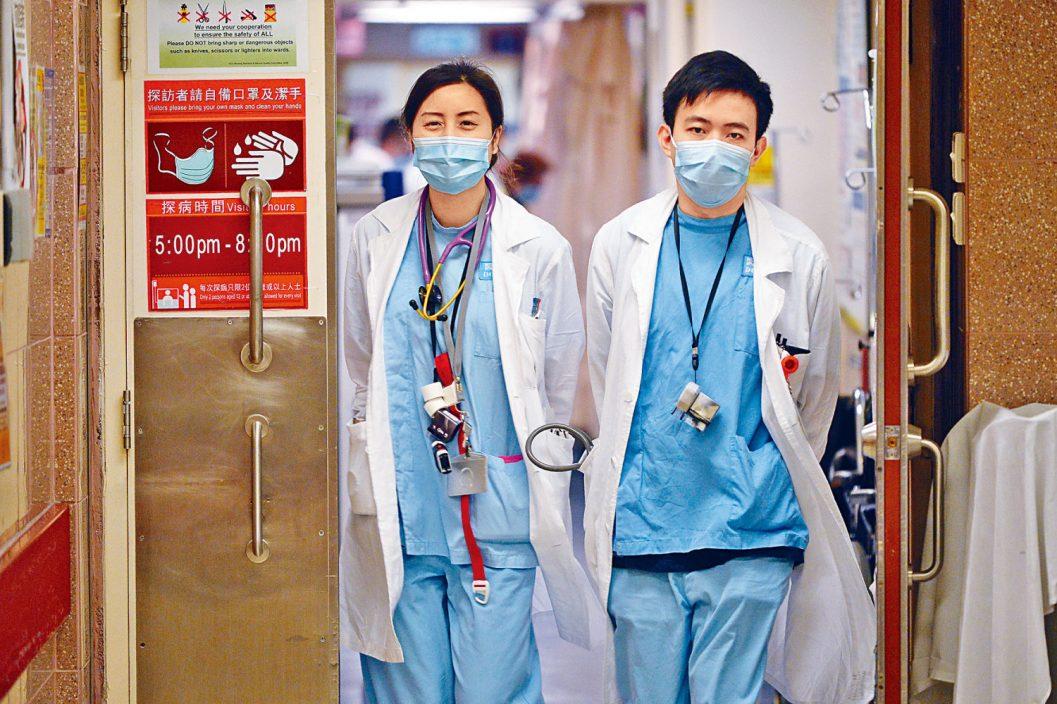推算2040年欠近2000名医生 政府研立法引入非本地医生