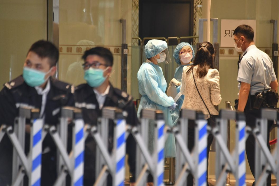检疫酒店堵截120宗确诊 聂德权指遏变种病毒爆发