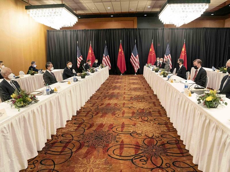 中美高层战略对话结束 杨洁篪形容对话有建设性但仍存分歧