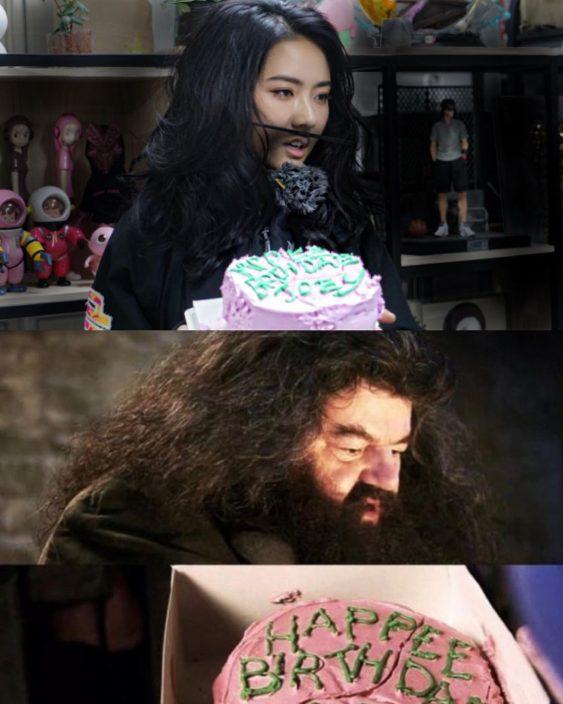 26岁生日收《鬼灭之刃》蛋糕    戴祖仪兴奋狂叫自称得三岁