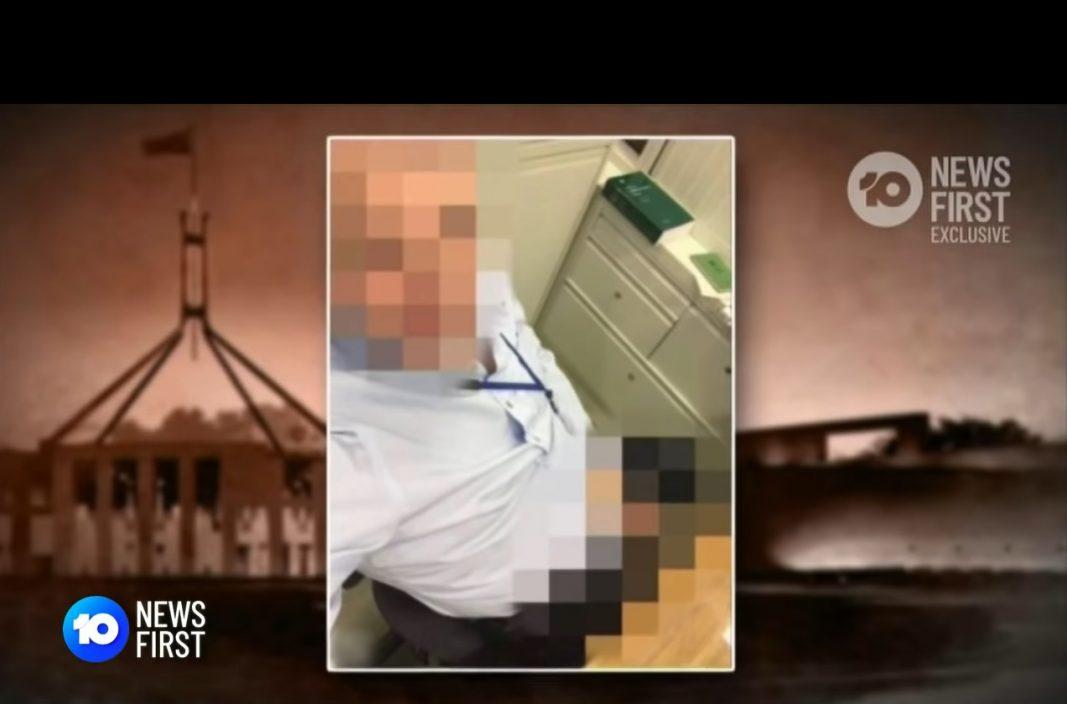 澳洲政府幕僚及议员被爆国会寻欢 女议员桌上拍自慰片