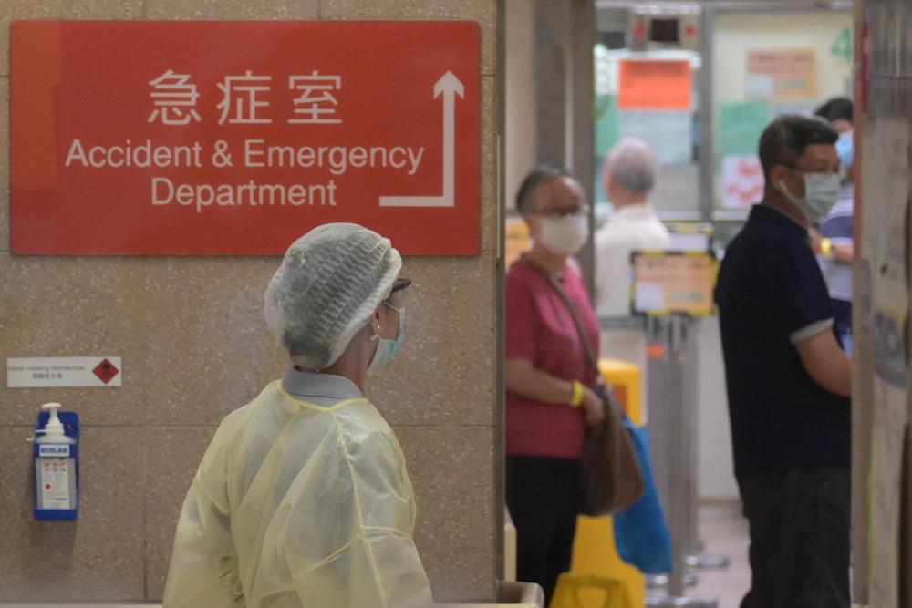 男子急症室候等候转送病房亡 医管局将检视措施提升服务量