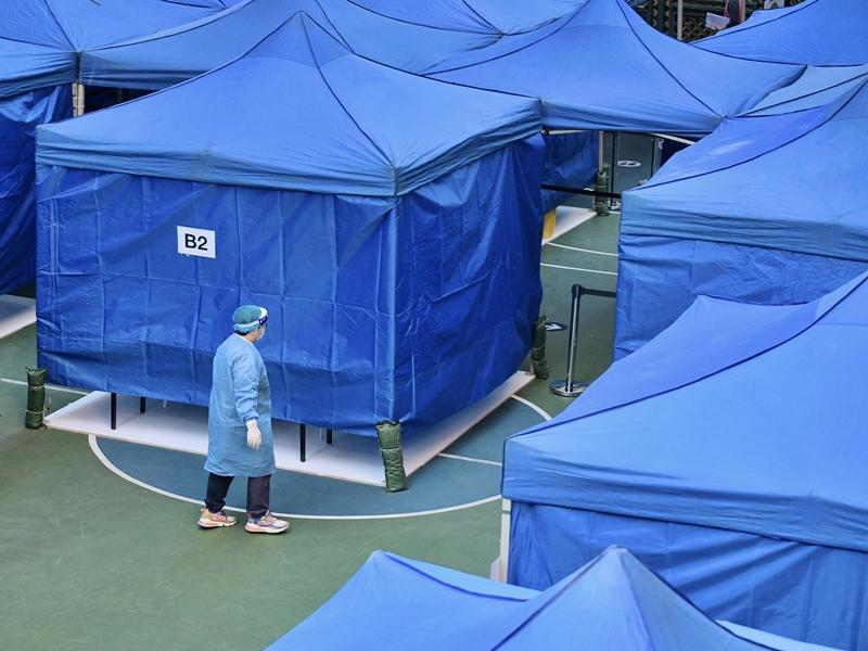 第12轮安老院舍员工强制检测周日展开 须于下月15日前完成