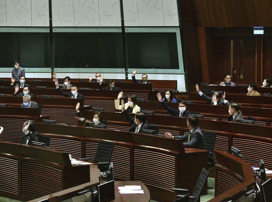 """【完善选举制度】采""""432""""方案取消区会选委 专家解答20条QA"""