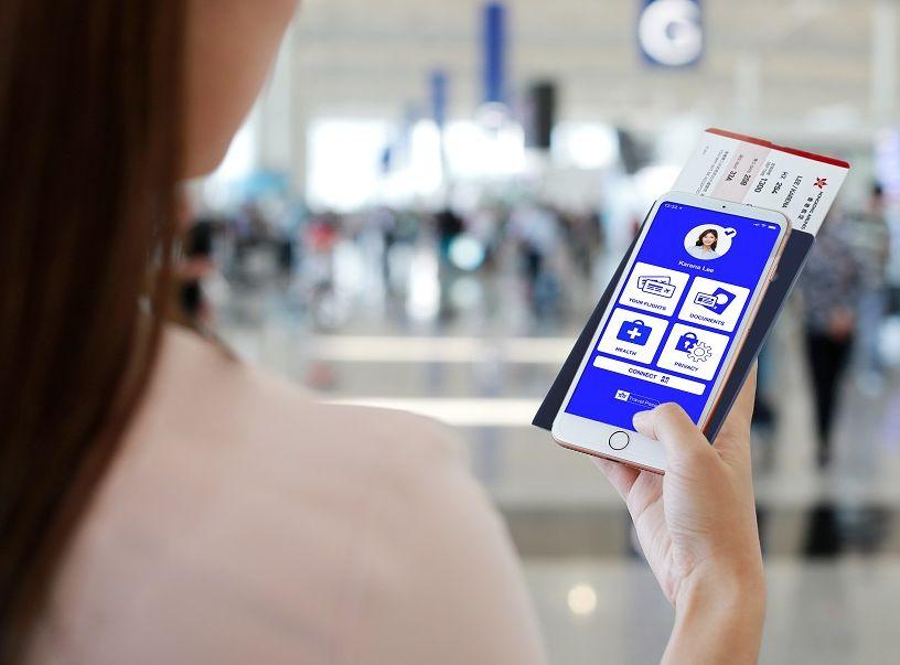港航试用电子旅行通行证 记录乘客检测结果或疫苗接种证明