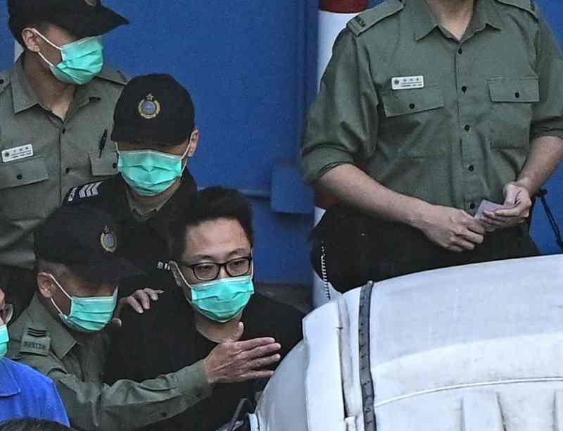 """""""快必""""被控发表煽动文字等14罪 申终止聆讯今区院处理"""
