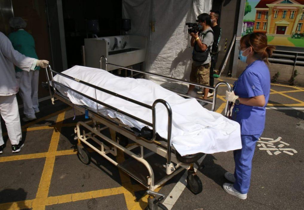 【伦常命案】黄埔一家四口送院2死 男子斩伤妻儿纠缠间中刀
