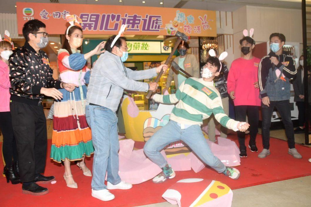 已收通知顶替王祖蓝拍古装剧 周嘉洛不舍离开《爱.回家》