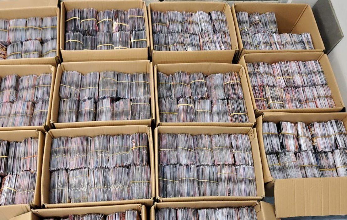 警旺角反罪恶捣毒窟伪钞场无牌按摩场所等 拘55人票控逾250人