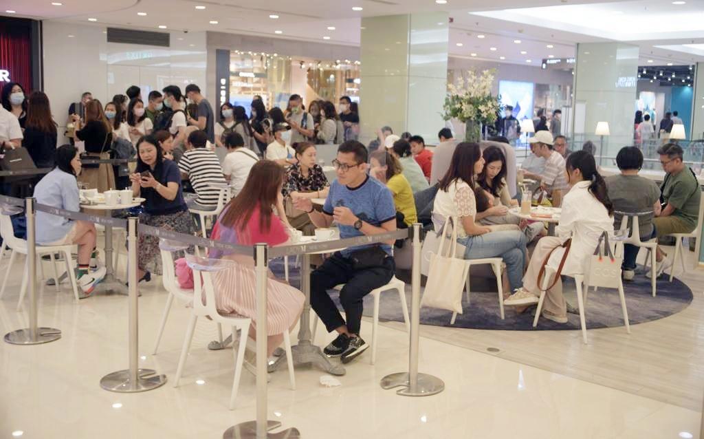 美食节今闭幕市民扫平货 展商指禁试食影响生意