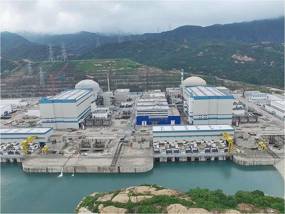 台山核电站极少量气体外泄 属0级事故不影响安全
