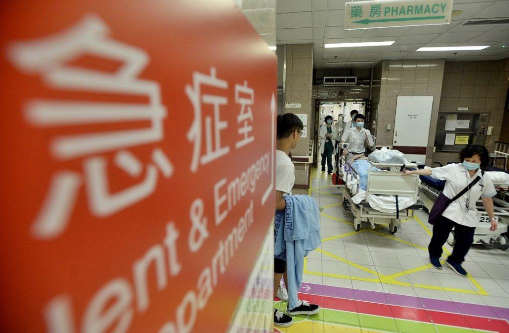 南亚汉庙街围殴同乡 26岁男遭爆樽伤头