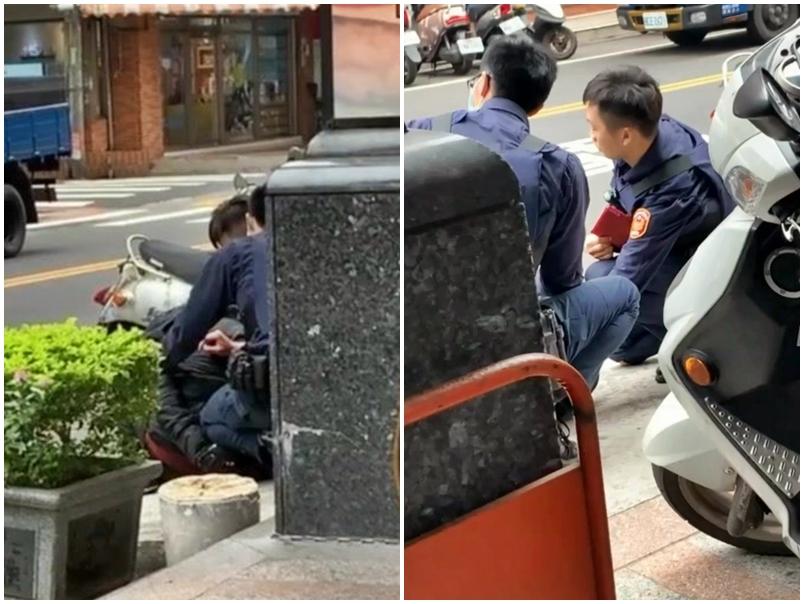 街头持刀随机伤人 桃园男精神不稳被强制送院