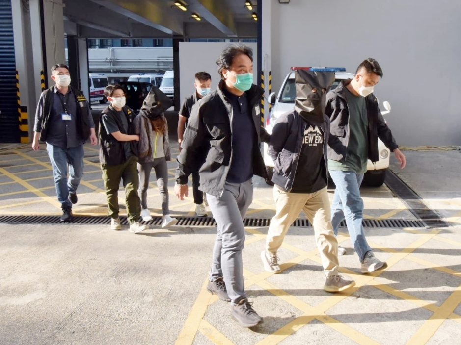 沙田中枪司机及两同党分别被控爆窃及贩毒 明早提堂
