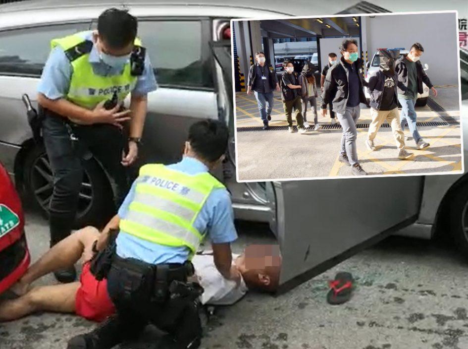 沙田中枪司机伙2男女涉爆窃电器舖被控 2同党还押6月讯