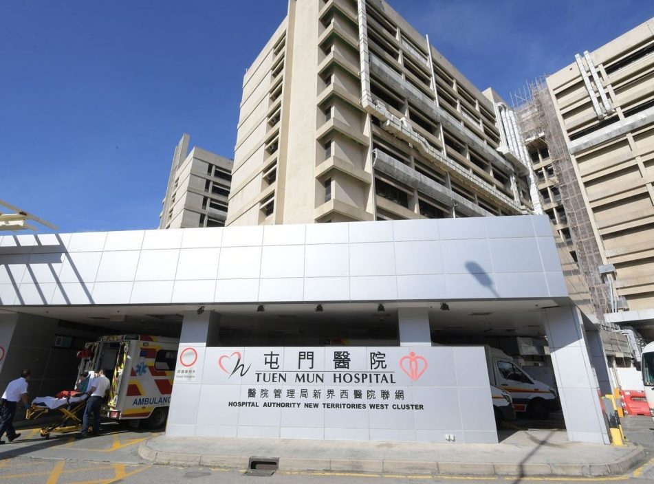 屯门医院74岁男病人染抗万古霉素肠道链球菌 无感染征状