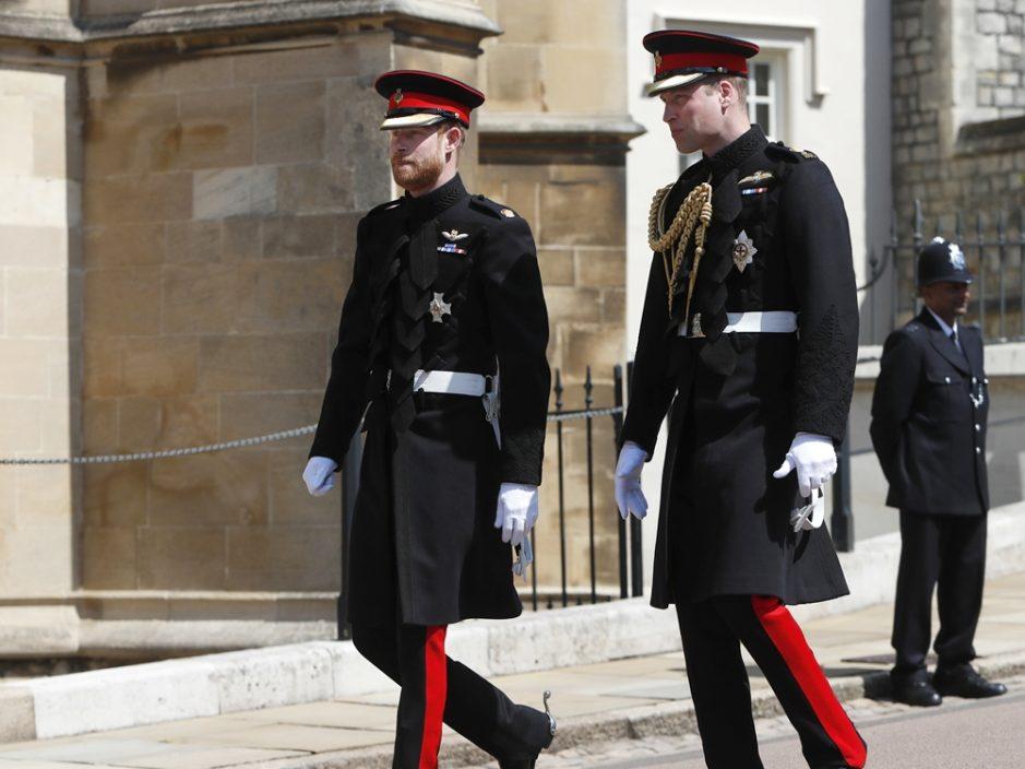 菲腊亲王葬礼限30人出席 威廉哈里王子不会并肩而行