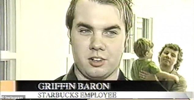 """美国《寻人记》 """"星巴克之婴""""寻回18年前助产咖啡师致谢"""