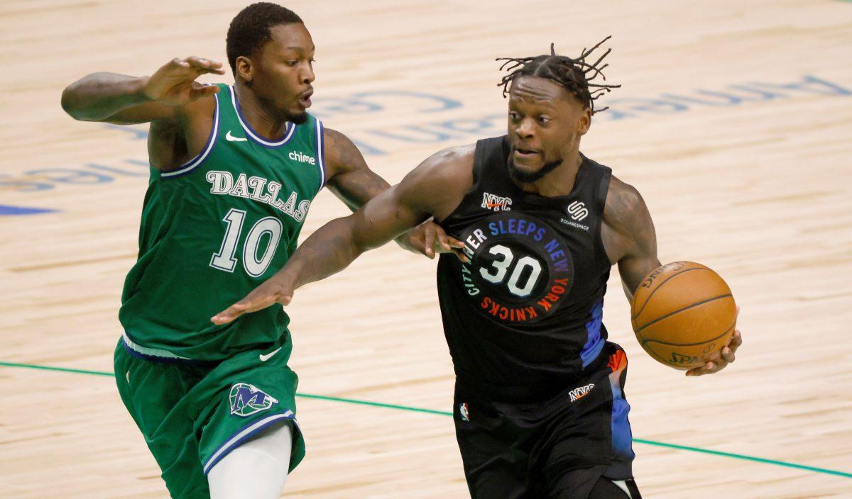 【NBA】林度回乡贡献四十四分 纽约人挫独行侠夺五连胜