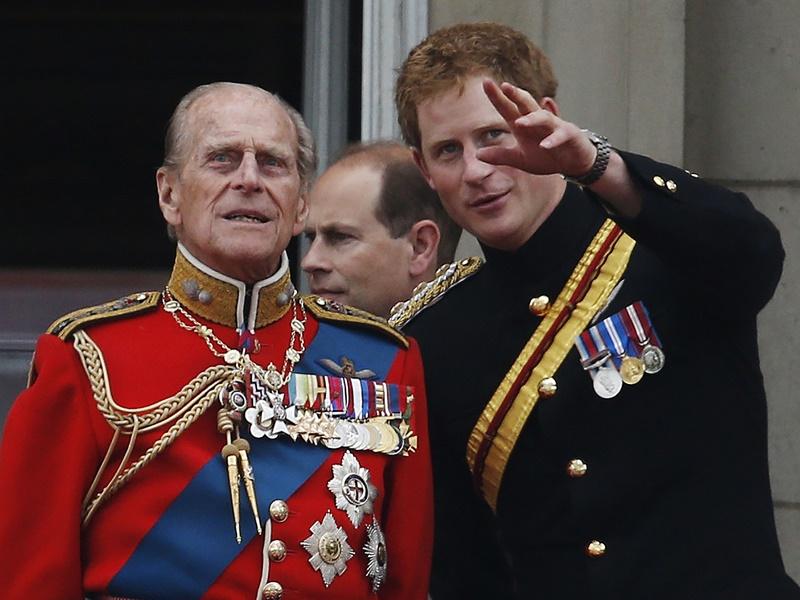 【皇夫逝世】临终前化解恩仇查理斯重燃继位野心 威廉争皇位生变量