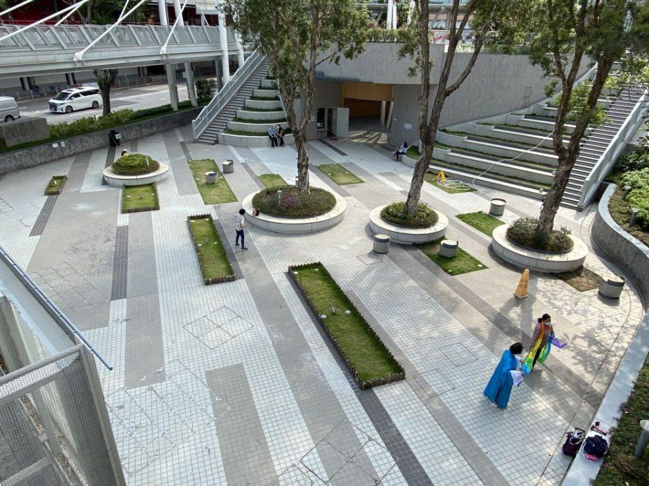 黄伟纶:西楼角花园重建增绿化屏障 创新设计成荃湾闹市绿洲