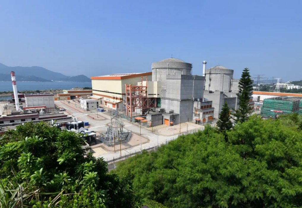 媒体列大亚湾比对 内地专家:福岛核污水与正常污水有本质区别