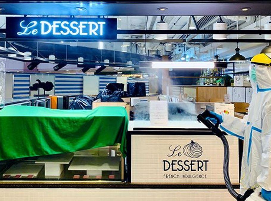 海港城citysuper甜品外卖专柜Le Dessert暂时停业 相关员工已检测