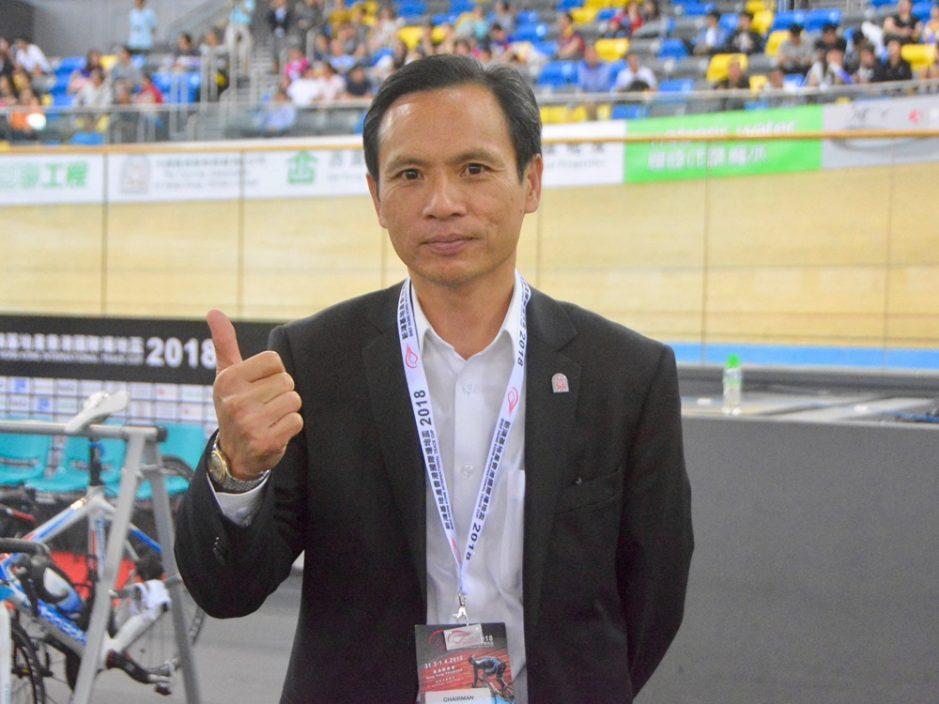 """政府同意下月在""""安全气泡""""前提下举行国家杯场地自行车赛香港站"""