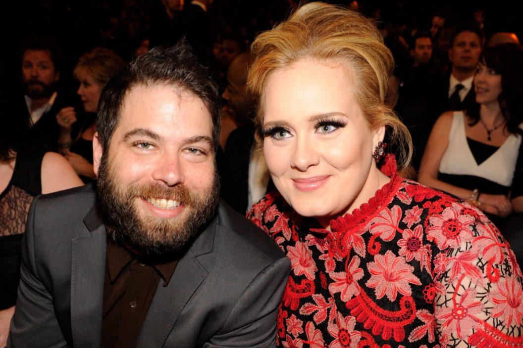 离婚3年传挞着童年老友    Adele被爆迷恋男友打算再生B