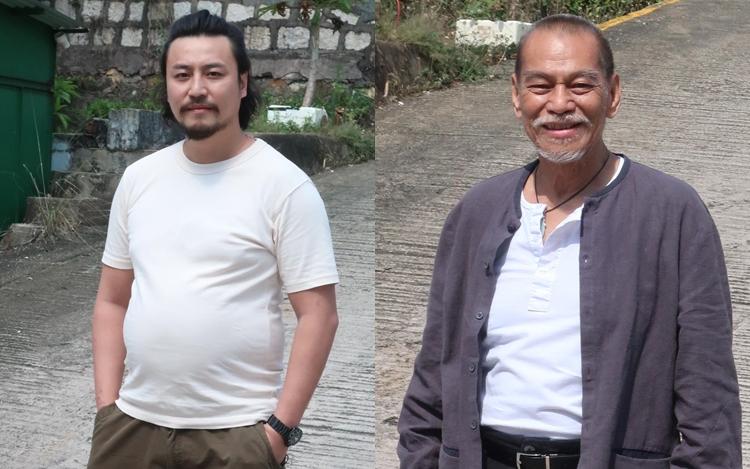 陈观泰食素致红白血球失衡   张建声拍剧增肥至220磅大便出血