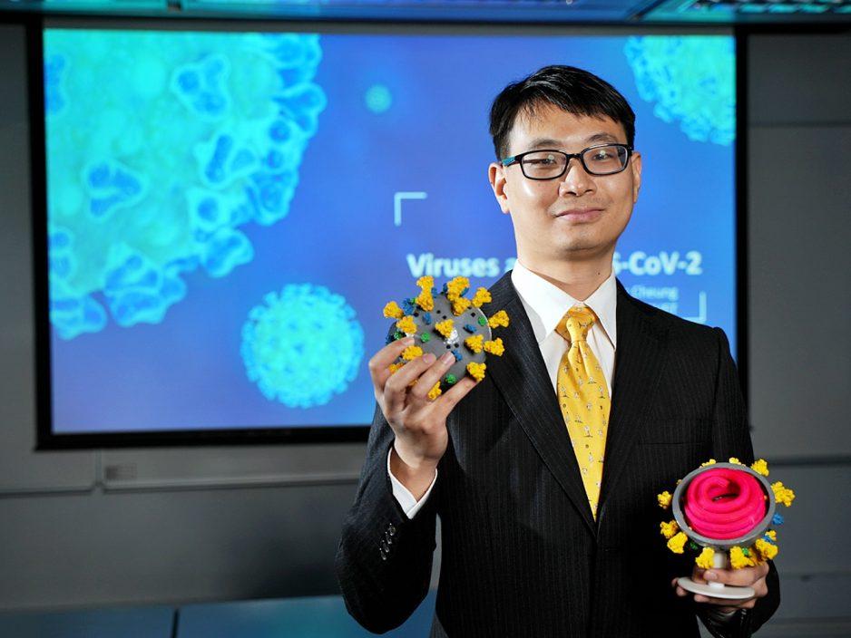 科大展开新冠疫苗副作用及抗体效力研究