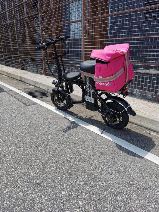 涉驾驶电动自行车 34岁女港岛被捕