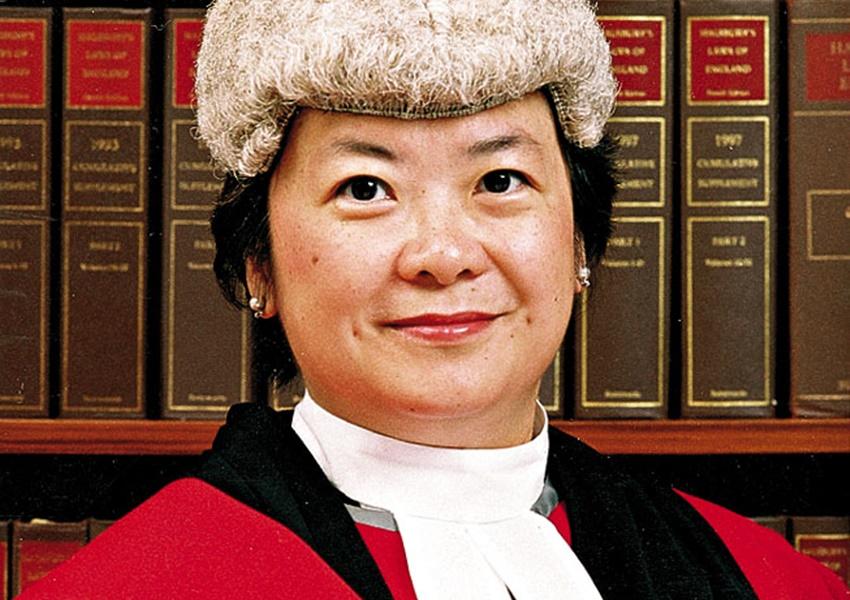 马道立妻子获荐终院常任法官 仍未公布