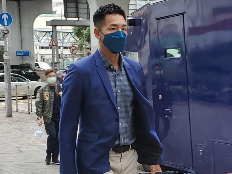 柳俊江涉挥拳打前妻男友人 获撤控自签1000元守行为