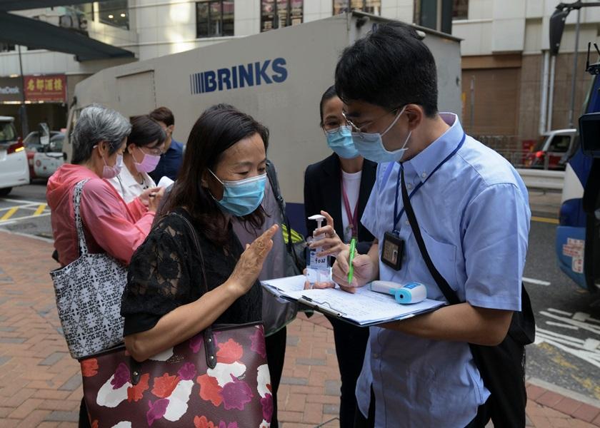"""旅发局欢迎放宽防疫措施 将公布第二轮""""赏你游香港""""详情"""