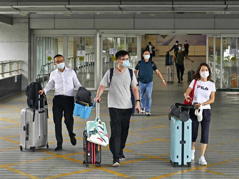 政府明起延长深圳湾口岸旅客清关服务时间至晚上10时