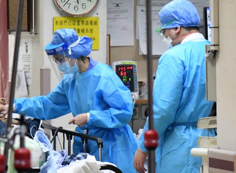 医管局:12名新冠患者康复出院 3人仍危殆